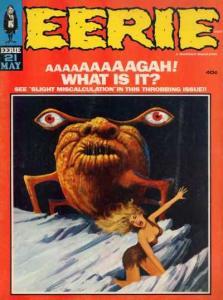 Eerie (1965 series) #21, VF (Stock photo)