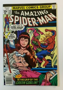 Amazing Spider-Man #178 Marvel Comics 1978 In The Grip Of Green Goblin! VF+