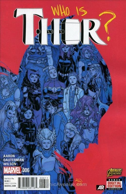 Thor (4th Series) #6 VF/NM; Marvel | save on shipping - details inside
