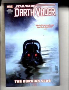 Star Wars Darth Vader The Burning Seas V. 3 Marvel Comics TPB Graphic Novel J325