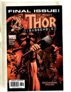 7 Comics Mighty Thor Disassembled 85 Marvel Reading Chronology 1 +MORE HY2