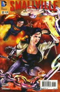 Smallville Season 11 #17 VF/NM; DC | save on shipping - details inside