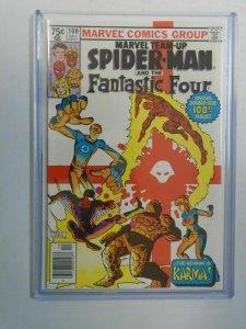 Marvel Team-Up #100 Newsstand edition 8.0 VF (1980)