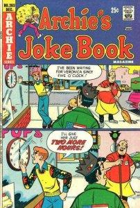 Archie's Joke Book Magazine #203, Fine (Stock photo)