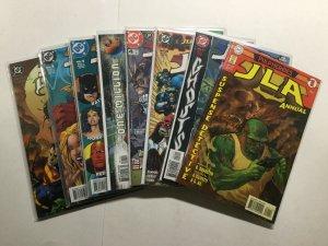 JLA Annual 1-4 One-Shot Special Plus Extras Lot Run Set Near Mint Nm Dc Comics