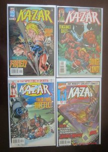 Ka-Zar comic set #1 to #20 all 20 different books 3rd Series 8.0 VG (1997)