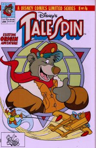Disney's Talespin #1 - NM - Limited Series 1991