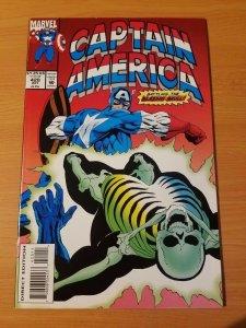 Captain America #420 ~ NEAR MINT NM ~ 1993 MARVEL COMICS