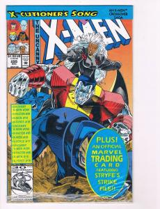 Uncanny X-Men # 295 Marvel Comic Books Hi-Res Scans Modern Age Awesome Issue! S2