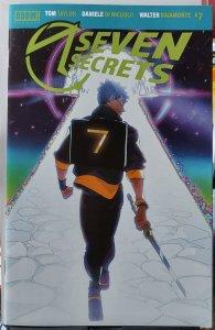 Seven Secrets #7 (2021) NM CVR A MAIN