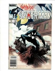 Web Of Spider-Man # 1 NM Marvel Comic Book Painted Cover Vess Venom Goblin DS4