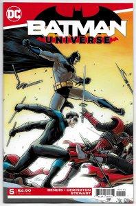 Batman Universe #5 (DC, 2020) NM