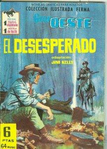 Gran Oeste numero 171: El desesperado