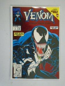 Venom Lethal Protector #1 7.0 FN VF (1993)