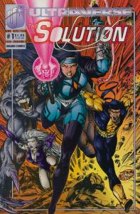 Solution, The #1 VF/NM; Malibu | save on shipping - details inside