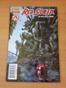 Red Sonja #20 Cover C ~ NEAR MINT NM ~ 2007 Dynamite Comics