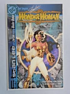 Just Imagine Wonder Woman #1 8.0 VF (2001)