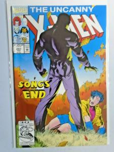 Uncanny X-Men #297 1st Series 8.0 VF (1993)