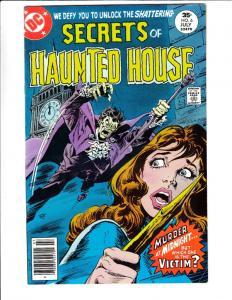Secrets of Haunted House #6 (Jul-77) VF High-Grade