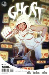 Ghost (4th Series) #5 FN; Dark Horse   save on shipping - details inside