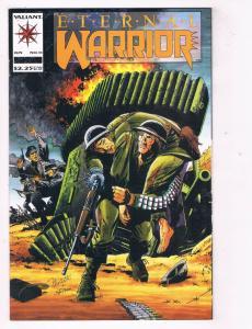 Eternal Warrior #11 VF Valiant Comics Comic Book Jun 1993 DE41 AD18