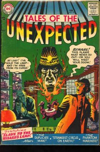 Tales of the Unexpected #10 (1957)