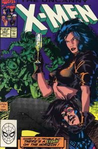 Uncanny X-Men, The #267 VF/NM; Marvel | save on shipping - details inside