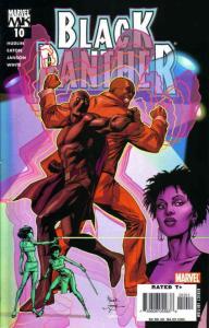Black Panther (Vol. 3) #10 FN; Marvel | save on shipping - details inside