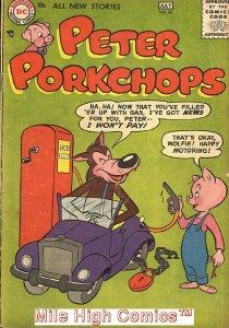 PETER PORKCHOPS (1949 Series) #44 Good Comics Book