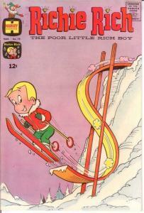 RICHIE RICH  (1960-1991) 79 VG  Mar. 1969 COMICS BOOK