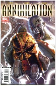 ANNIHILATION #3, NM, Nova, Drax, Thanos, Ronan, 2006, more Marvel in store
