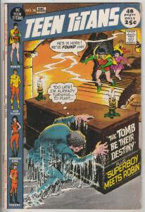 Teen Titans, The #36 (Dec-71) VG/FN Mid-Grade Kid Flash, Robin, Wonder Girl, ...