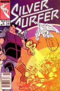 Silver Surfer (1987 series) #5, VF+