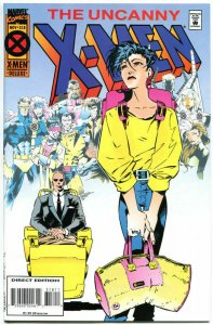 X-MEN #318, NM+, Wolverine, Prelude Generation X, Deluxe, more in store