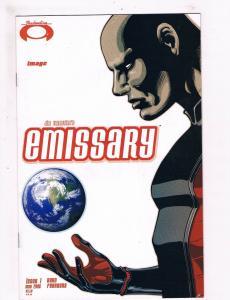 Emissary #1 VF/NM 1st Print Image Shadowline Comic Book 2006 Rand DE1