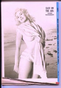 Zip 7/1970-Timely-Bill Ward-Bill Wendell-cheesecake -Dan deCarlo-G