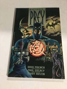 Batman Prey Warner Book Graphic Novel Nm Near Mint DC Comics SC TPB