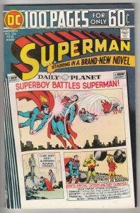 Superman #284 (Feb-75) NM- High-Grade Superman