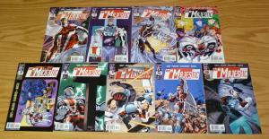 Mr. Majestic #1-9 VF/NM complete series - ed mcguinness - joe casey - wildstorm