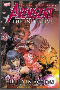 Avengers  : Initiative 2: Killed in Action TPB FN (rep. 7-13)