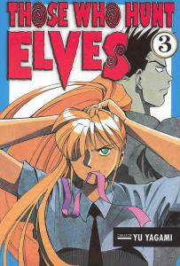 Those Who Hunt Elves #3 VF/NM; ADV Manga | save on shipping - details inside