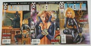 Black Widow: Pale Little Spider #1-3 VF/NM complete series GREG RUCKA max set 2