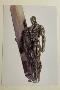 Silver Surfer Marvell Comics poster by Alex Ross