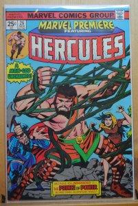 Marvel Premiere #26 (1975) VF+