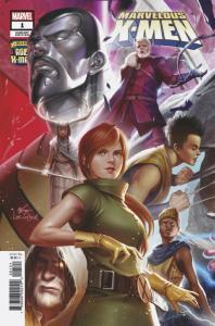 Age Of X-Man Marvelous X-Men #1 In Hyuk Lee Connecting Var (Marvel, 2019) NM