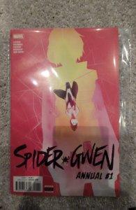 Spider-Gwen Annual #1 (2016)