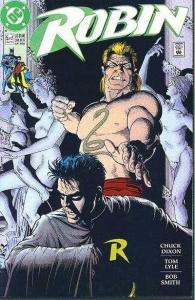 Robin (1991 series) #5, NM- (Stock photo)