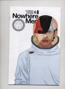 Nowhere Men #6 (2013)