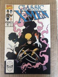 Classic X-Men #45 (1990)