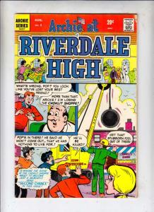 Archie At Riverdale High #1 (Aug-72) FN Mid-Grade Archie, Betty, Veronica, Re...